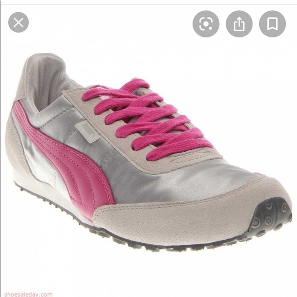autor Querer cocina  Puma Shoes | Puma Maya Nm Womens Trainers In Pink And Grey | Poshmark